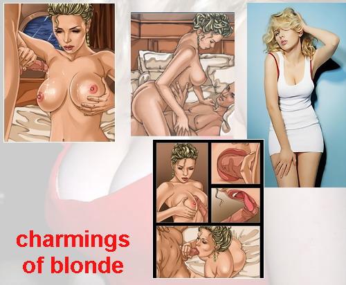 Scarlett Johansson dirty fantasy - Busty Celebs Scarlett Johansson