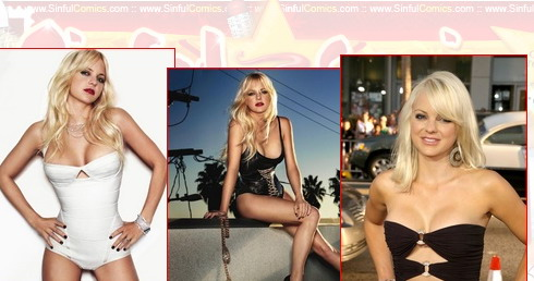 Anna Faris is so hot [ sinful images ] - Adult Comics Anna Faris Celeb Blonde Sexy Girls