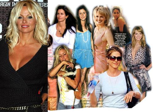 Jennifer, Britney, Brooke - Adult Comics Britney Spears Busty Celebs Celeb Blonde Celeb Brunette Jennifer Lopez Pamela Anderson