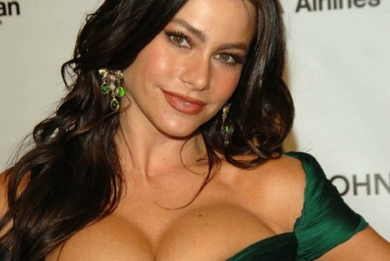 I like Busty Sofia Vergara
