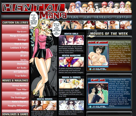 Hentai Sluts in action! - Hentai Hentai movie Hentai video