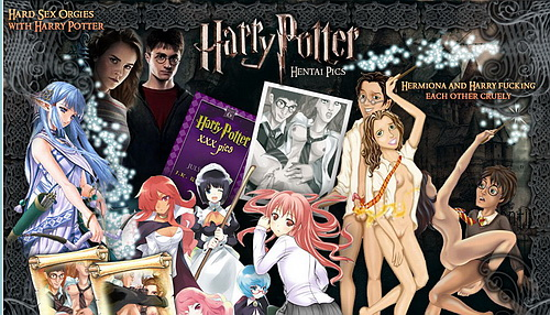 Harry Potter fucks Hermione - porn gallery - Hentai Hentai Comics Porn Comics