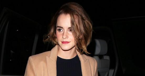 Emma Watson and celeb girlfriends