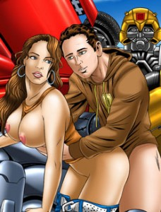 Transformers Porn Toons