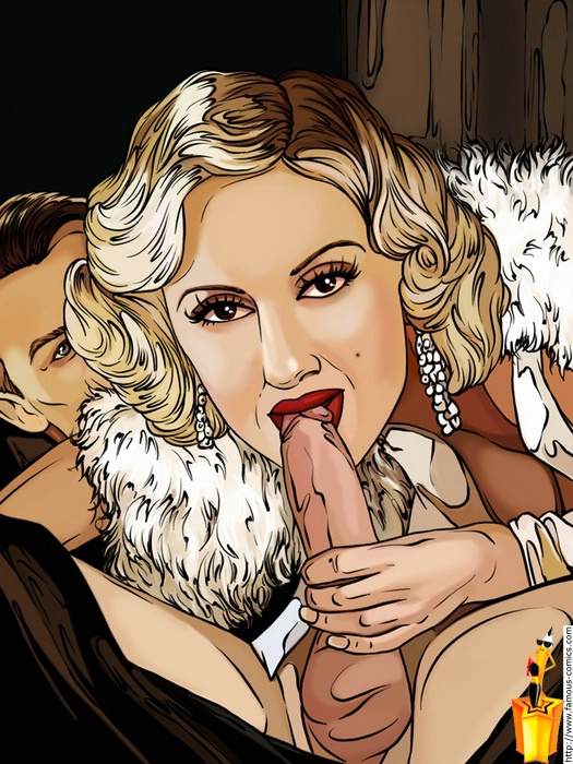 Leo DiCaprio fucks Cate Blanchett