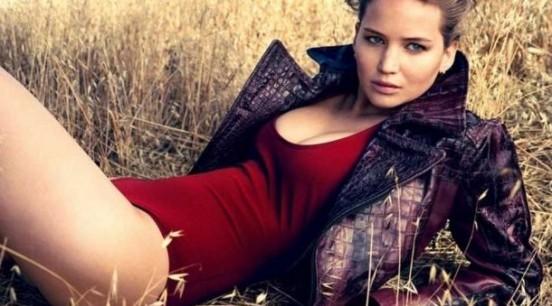 Jennifer Lawrence xxx party