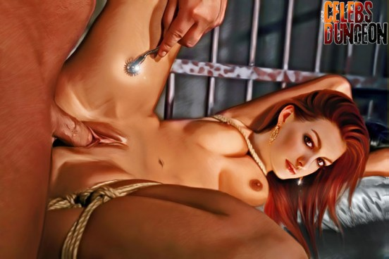Anne Hathaway into BDSM