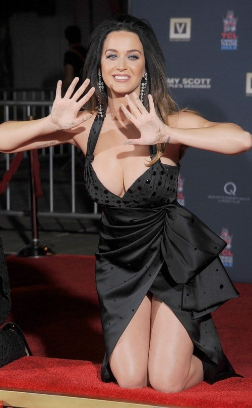 Katy Perry sinful pics