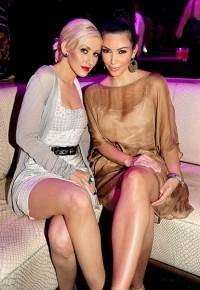Sinful drawings of celebrity - Christina Aguilera nude Famous Comics
