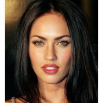 Bad actress - Celeb Brunette Megan Fox