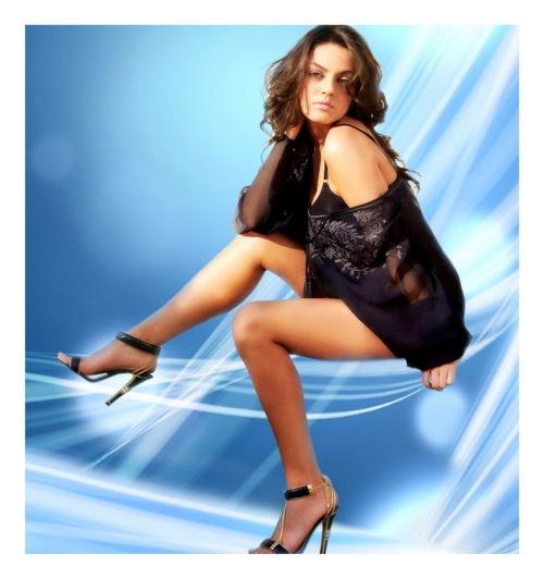 Pussy of Mila Kunis