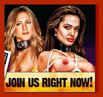 Paris Hilton bdsm scene - Adult Comics Celebs in bondage