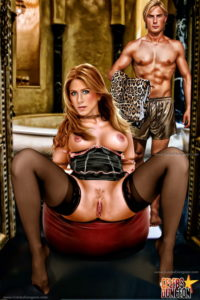 Porno bondage story - Celebs in bondage