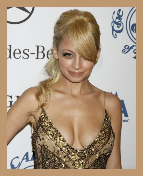 Anal for Nicole Richie