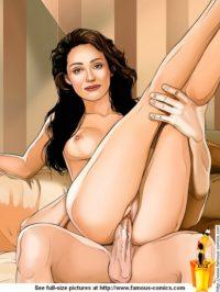 Emmy Rossum - Emmy Rossum sex Famous Comics