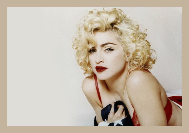 Sinful pop-star - Famous Comics Madonna sex