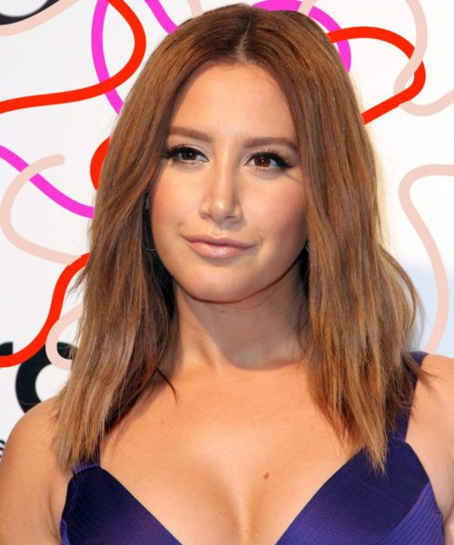Ashley Tisdale naked show