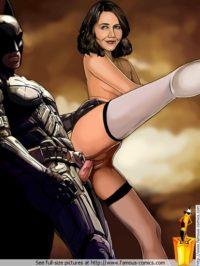 Batman porn story - Batman sex comics