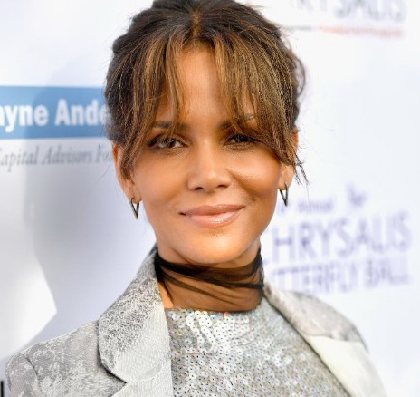 I want Halle Berry!