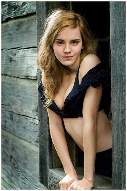 Hottest comix - Emma Watson porn Famous Comics
