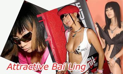 Sexy Bai Ling in comics - Adult Comics Bai Ling Celeb Brunette